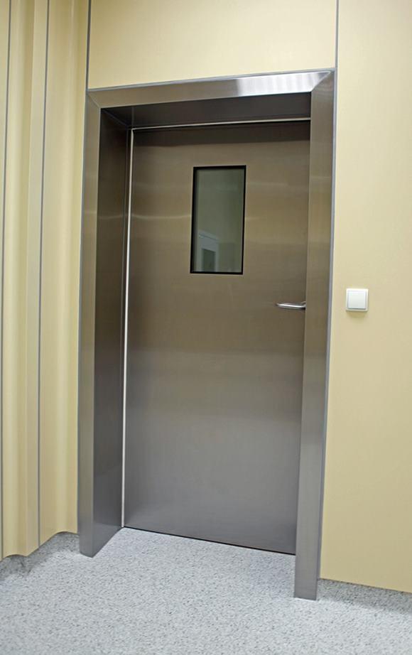 Otočné manuálne dvere