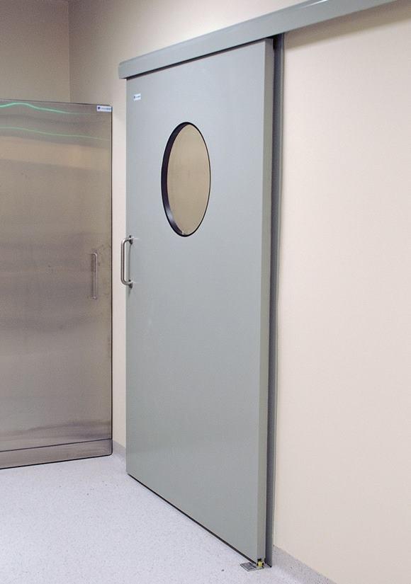 Posuvné manuálne dvere